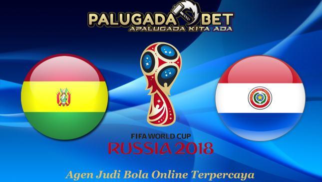Prediksi Bolivia vs Paraguay (Kualifikasi WC 2018) 16 November 2016 - PLG