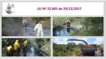 Regulamentação da Lei nº 22.805/2017  Minas Gerais