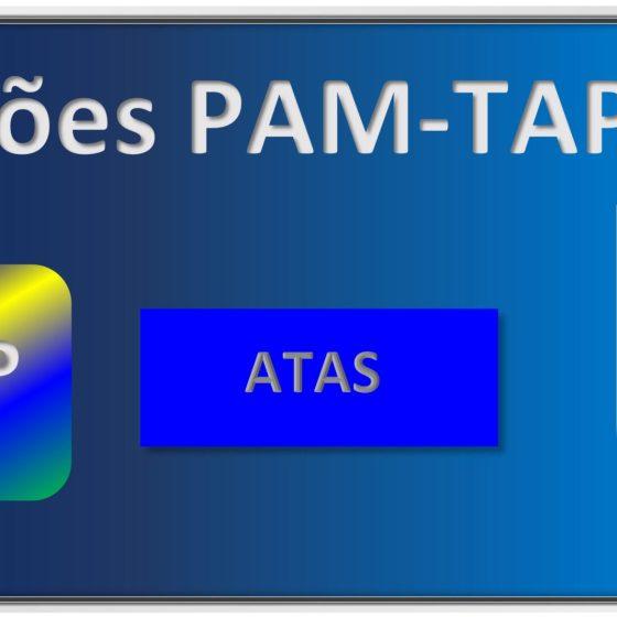 Atas das Reuniões 2020 PAM-TAP Membros