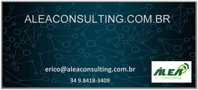 Álea Consulting – Especialista em Comunicação de Riscos de Acidentes Industriais Ampliados