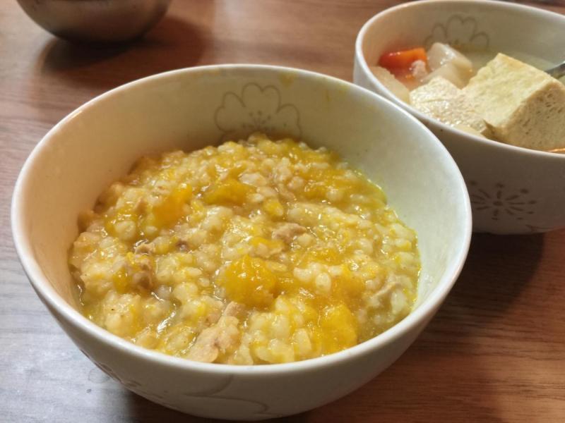 意外誕生的哈拉糙米粥,歪打正著的美味
