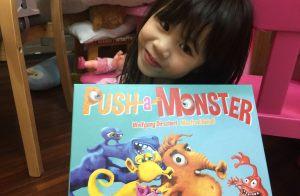 怪獸推移 push a monster
