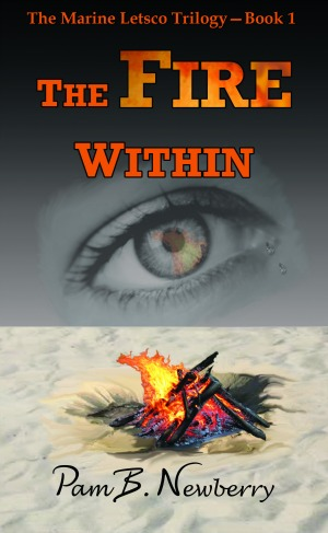 Cover of Book 1 - The Fire Within