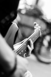 band-black-and-white-blur-435840