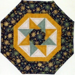 Candlemat 13 diameter
