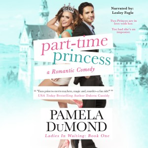 Part-time Princess Audible Cover