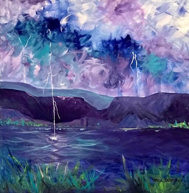 Monsoon Lake