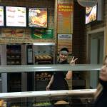 Subway worker in Angarsk had never met an American