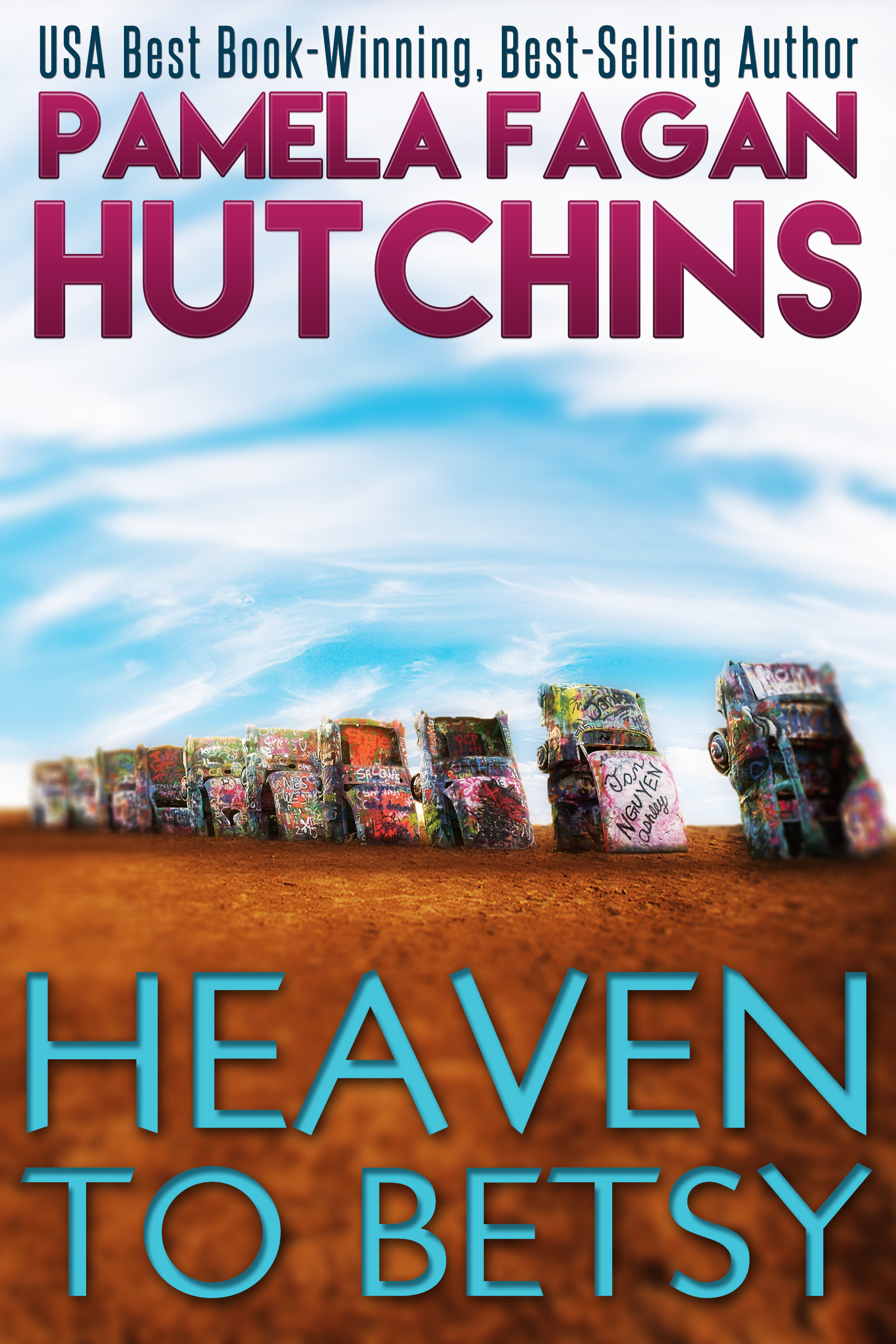 Pamela fagan hutchins what doesnt kill you mysteries page 8 heaven to betsy final ebook cover to celebrate the release of fandeluxe Choice Image