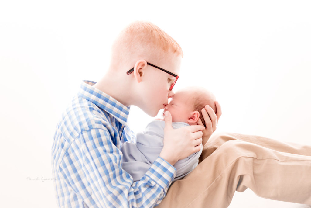Kentucky Newborn Sibling Session