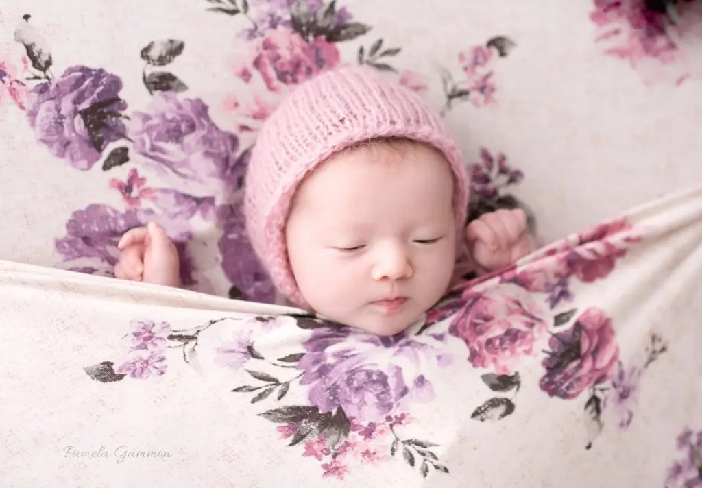 Newborn Girl Photography KY