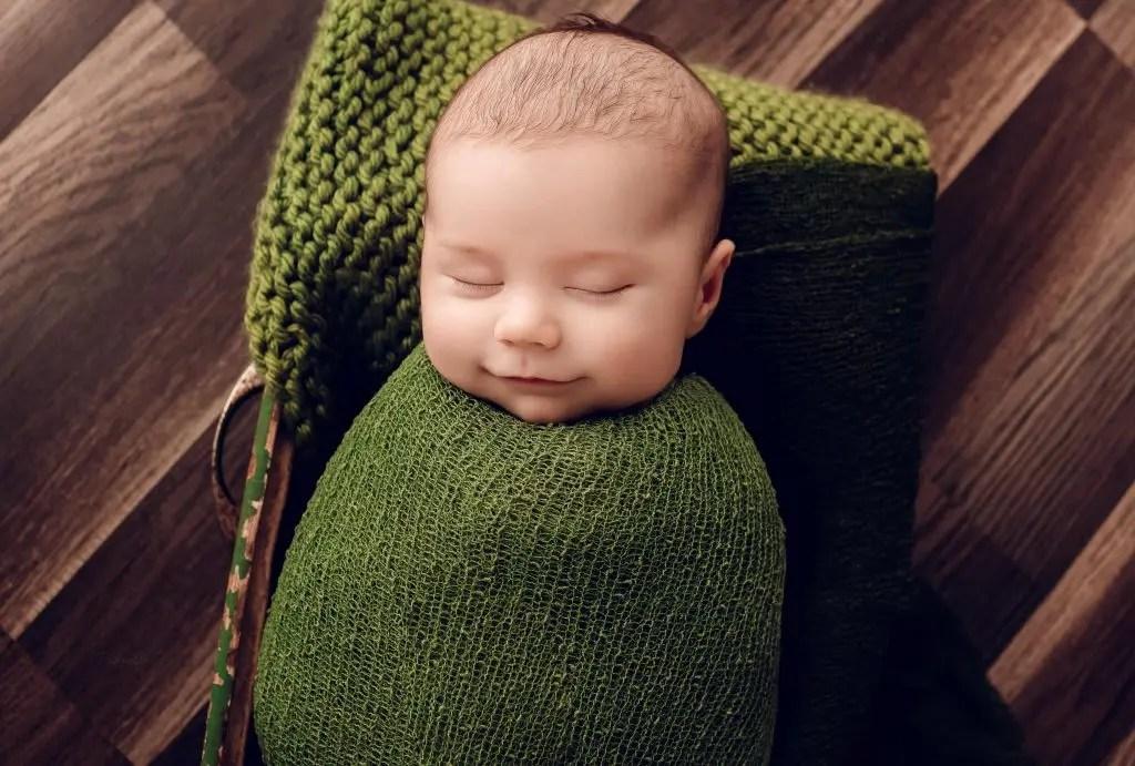 Greenup KY Newborn Photos