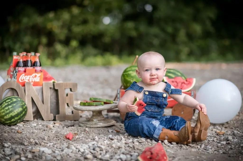 Eastern KY Baby Photographer