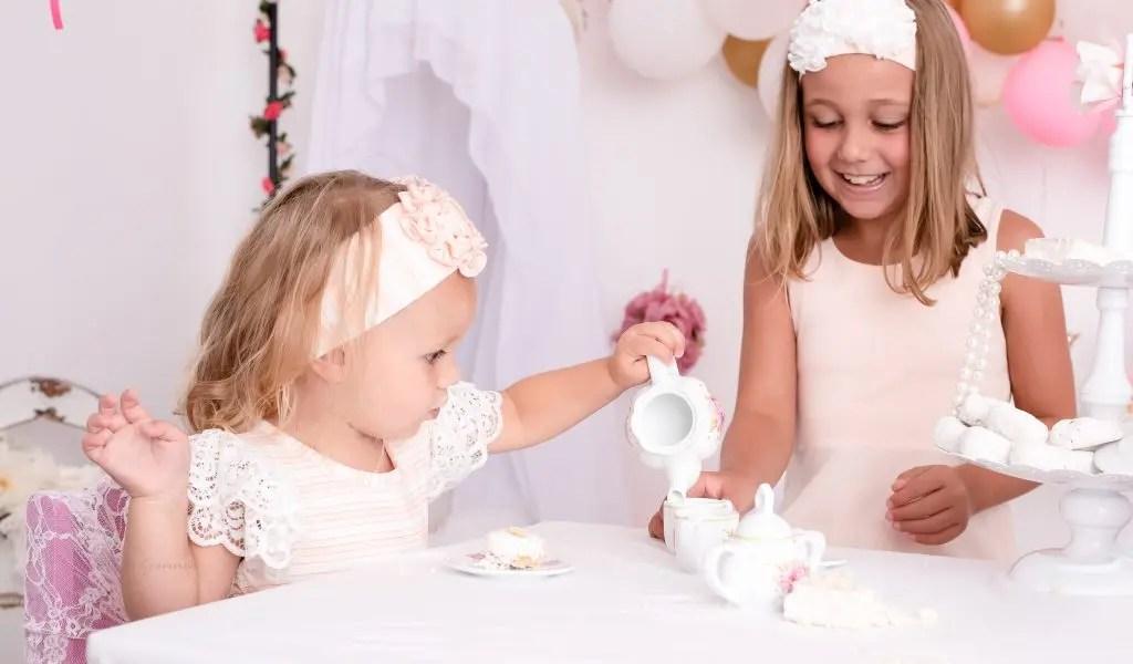 Tea Party Sister Photos