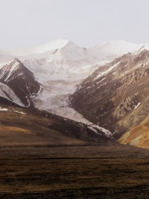 Tibetan snow mountains
