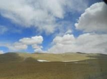 Gorgeous Tibetan sky