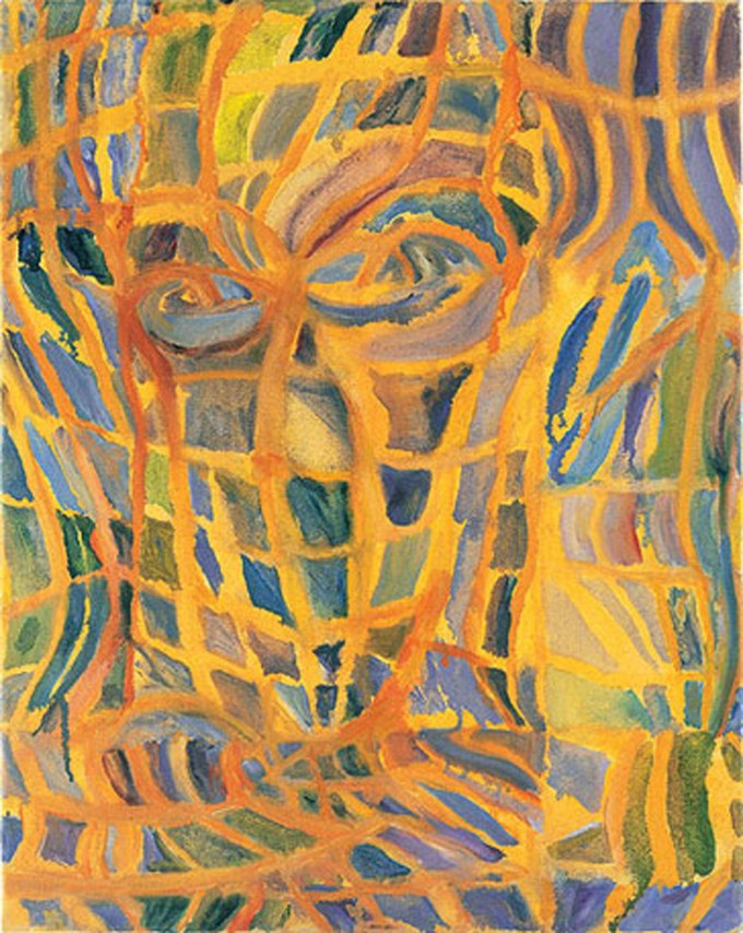 """WFC, VI"", oil on canvas, 20"" x 16"", 2003"