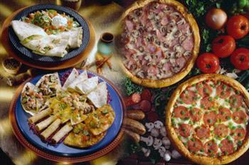 An Authentic Mexican-Italian Meal