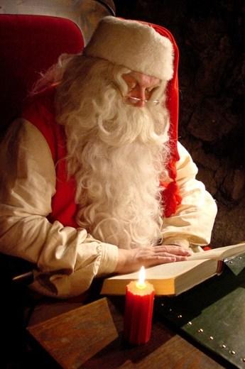 Santa Picks A Winner Tonight!