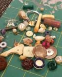 Salvaged embellishments