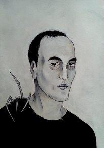 Autoportrait_David_Brocourt