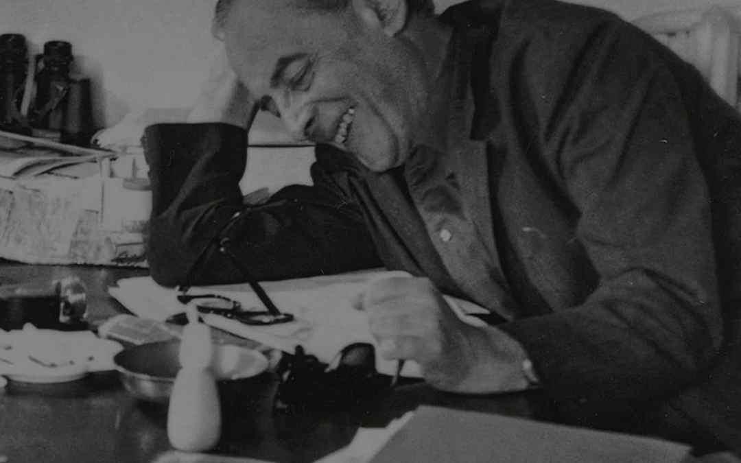 Witold Gombrowicz, « Je ne suis pas à la hauteur de ce genre d'abîmes » – Lettres à ses disciples argentins