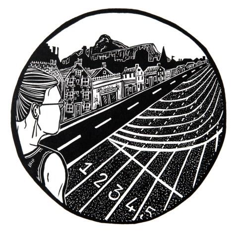 On Track Fitness Logo (2014)