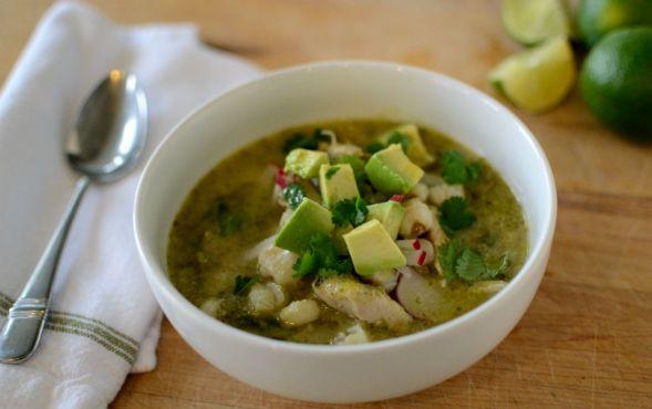 Mexican Pozole Stew