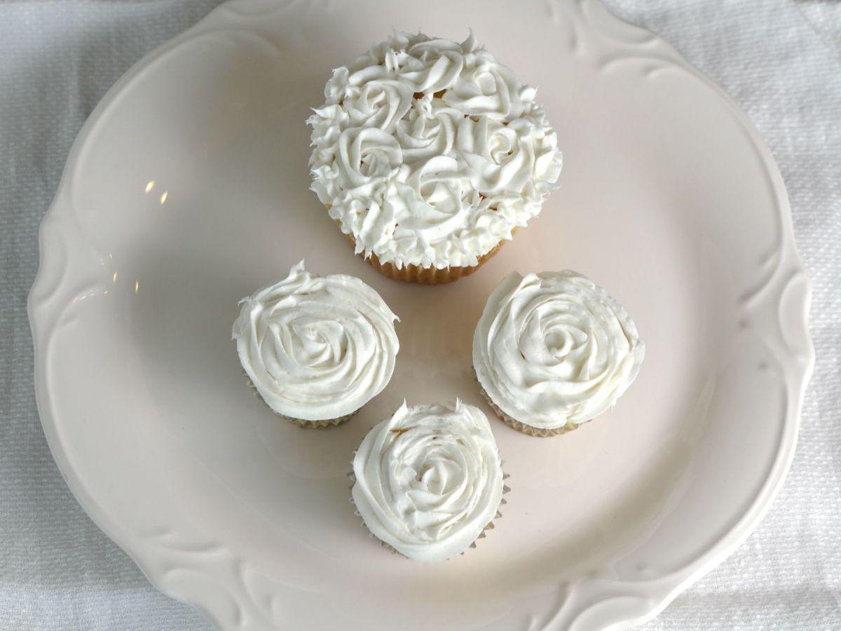 Wedding Cupcakes Gluten Free