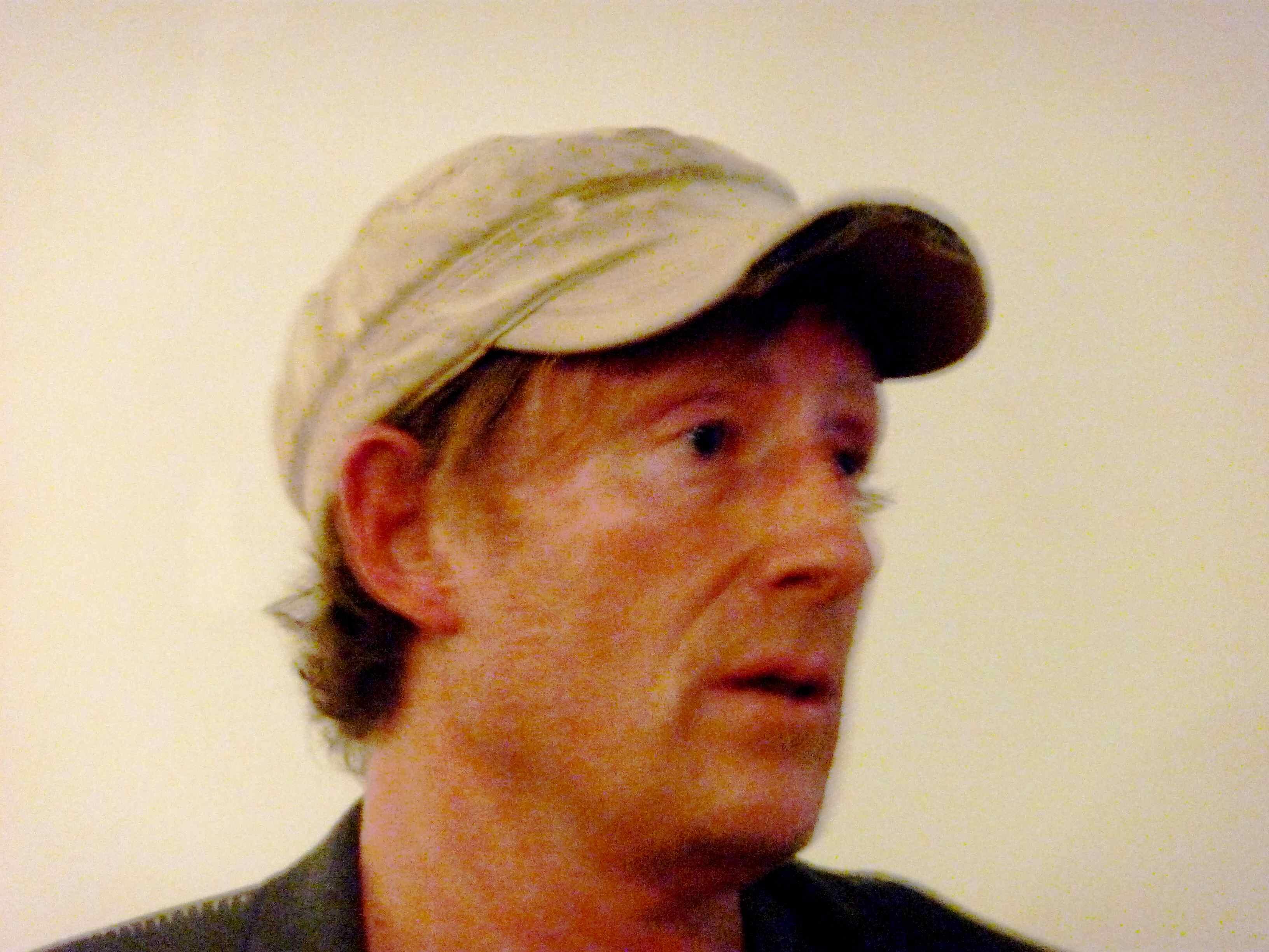 David speaking at Coco Republic