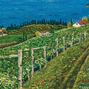 Lake country vines