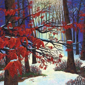 Early Winter 36x48