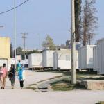 Σωματεία Θεσσαλονίκης: Παραδόθηκαν φάρμακα στην προσφυγική δομή (Διαβατά)
