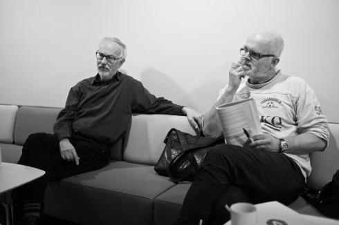 Bengt och Arne.