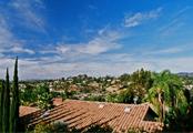 Views of Vista hillsides