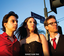 Sunset Club Trio Encinitas Music by the Sea
