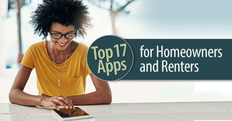 17 Top Apps for Homeowners and Renters