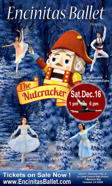 Encinitas Ballet Presents The Nutcracker