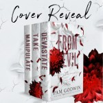 Cover Reveal: FROM EVIL