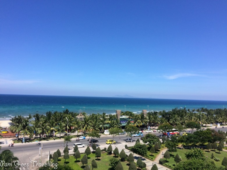 Incredible sea view from our room! <3