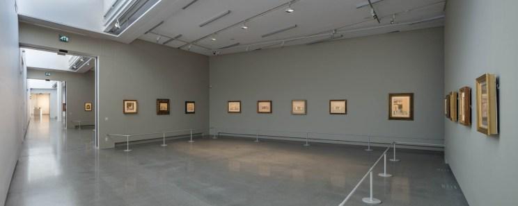 Georgio Morandi paintings in Artipelag, Stockholm