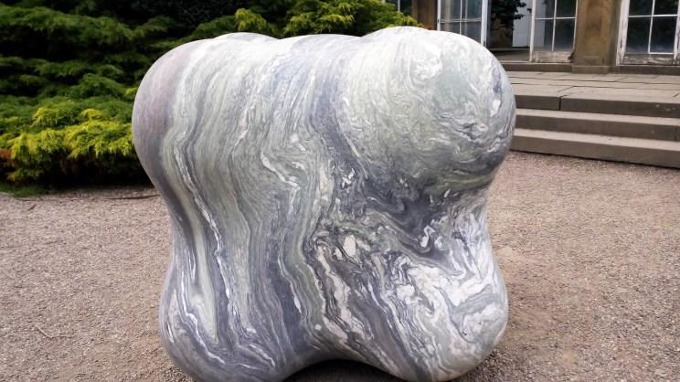 Cloud as Yorkshire Sculpture Park