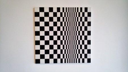 Bridget Riley: Movements in Squares
