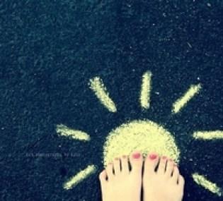 chalk-cute-drawing-happy-sunshine-walking-on-sunshine-40585