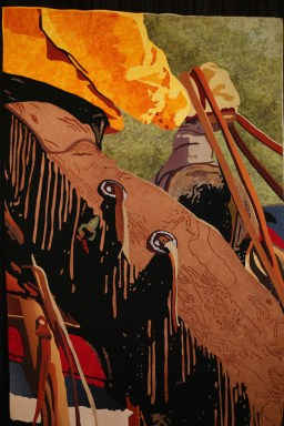 Its the cowboy way, by Karlyn, bue Lorenz, Billings Montana, USA