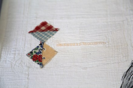 I used them on 'the Woman' quilt