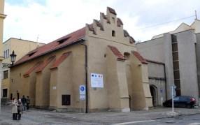 Caraffova väznica Prešov