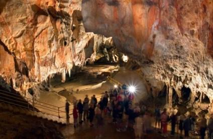 Exkurzia v Jaskyni Domica