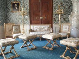 interiér kaštieľa - Antol