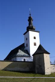 kostol nanebovzatia panny Márie -Prievidza